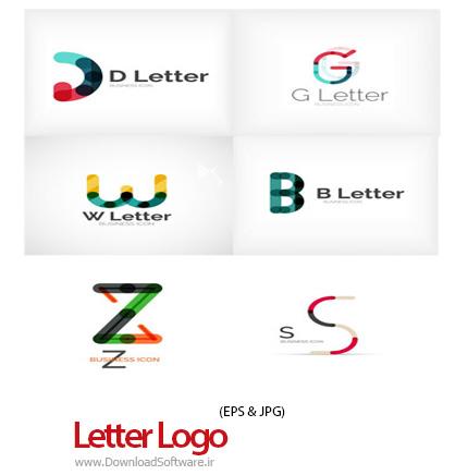 لوگوی حروف انگلیسی - دانلود رایگان نرم افزارتصاویر وکتور آرم و لوگوی حروف انگلیسی این مجموعه وکتور Letter Logo نام دارد. مجموعه ای از وکتور پترن با طرح های تزئینی آرم و لوگوی حروف انگلیسی می باشد.