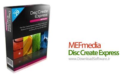 MEFmedia-Disc-Create-Express