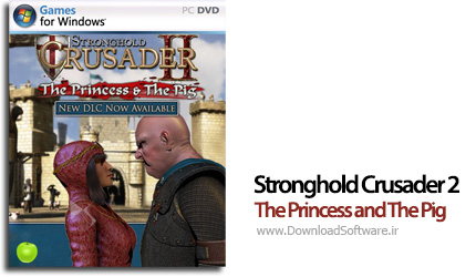Stronghold-Crusader-2-The-Princess-and-The-Pig