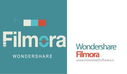 دانلود نرم افزار Wondershare Filmora - برنامه ویرایشگر ویدیو