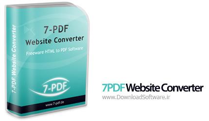 7PDF-Website-Converter