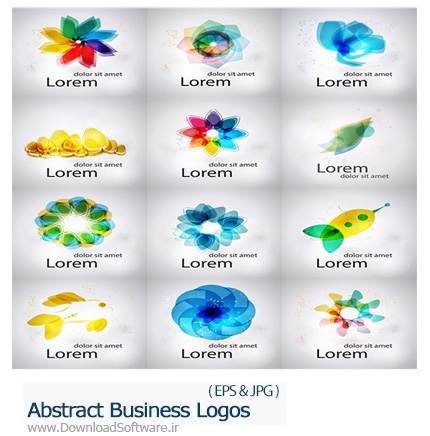 Abstract-Business-Logos-Icons-Symbols