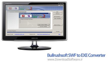 Bullrushsoft-SWF-to-EXE-Converter