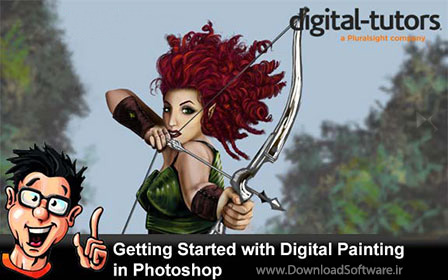 Digital-Tutors-–-Getting-Started-with-Digital-Painting-in-Photoshop