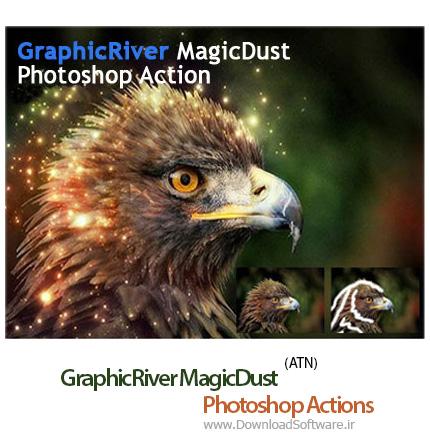 GraphicRiver-MagicDust-Photoshop-Action