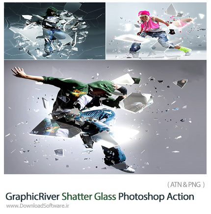 GraphicRiver-Shatter-Glass-Photoshop-Action