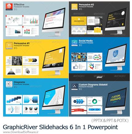 GraphicRiver-Slidehacks-6-In-1-Powerpoint-Bundle