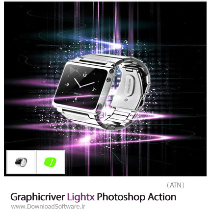 Graphicriver-Lightx-Photoshop-Action