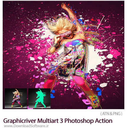 Graphicriver-Multiart-3-Photoshop-Action