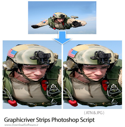 Graphicriver-Strips-Photoshop-Script