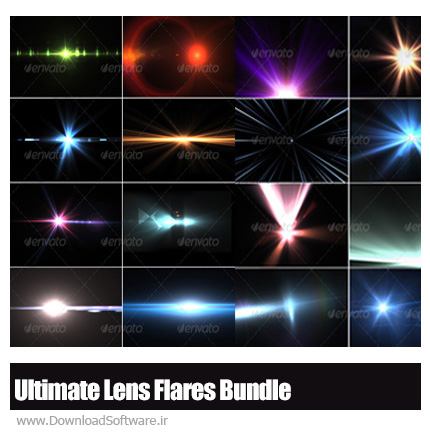 Graphicriver-Ultimate-Lens-Flares-Bundle
