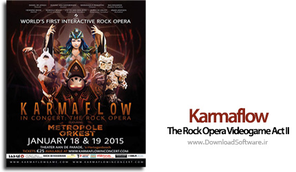 Karmaflow-The-Rock-Opera-Videogame-Act-II