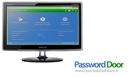 Password-Door