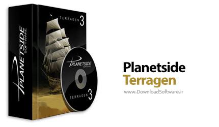 Planetside-Terragen-Pro-Animation