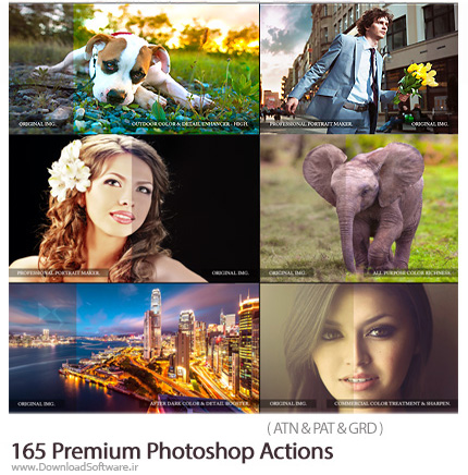 Premium-Photoshop-Actions