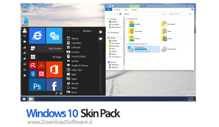 Windows-10-Skin-Pack