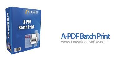 A-PDF-Batch-Print