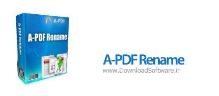 A-PDF-Rename