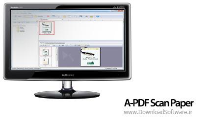A-PDF-Scan-Paper