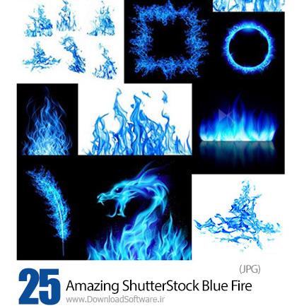 Amazing-ShutterStock-Blue-Fire