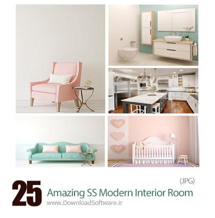 Amazing-ShutterStock-Modern-Interior-Room