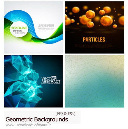 Amazing-Shutterstock-Geometric-Backgrounds