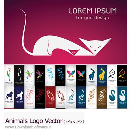 Animals-Logo-Vector