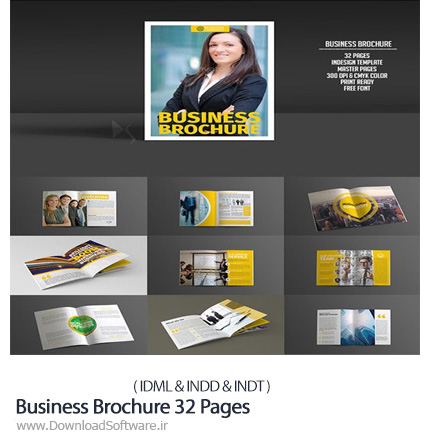 Business-Brochure-32-Pages