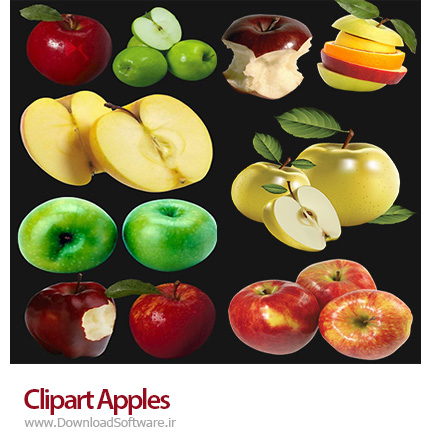 Clipart-Apples