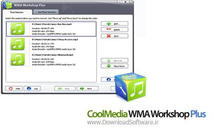 CoolMedia-WMA-Workshop-Plus