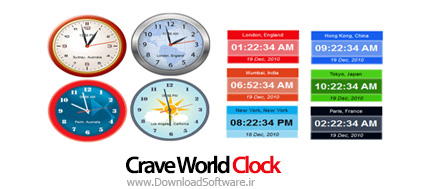 Crave-World-Clock