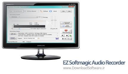 EZ-Softmagic-Audio-Recorder