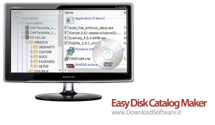 Easy-Disk-Catalog-Maker