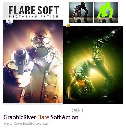 GraphicRiver-Flare-Soft-Action