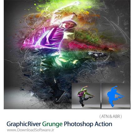 GraphicRiver-Grunge-Photoshop-Action