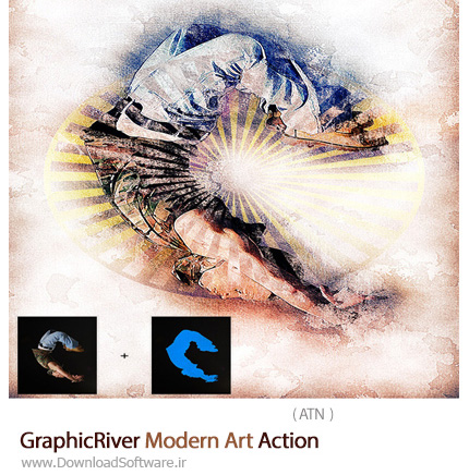 GraphicRiver-Modern-Art-Action