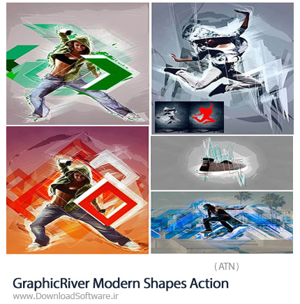 GraphicRiver-Modern-Shapes-Action