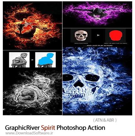 GraphicRiver-Spirit-Photoshop-Action