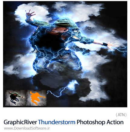 GraphicRiver-Thunderstorm-Photoshop-Action