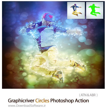Graphicriver-Circles-Photoshop-Action