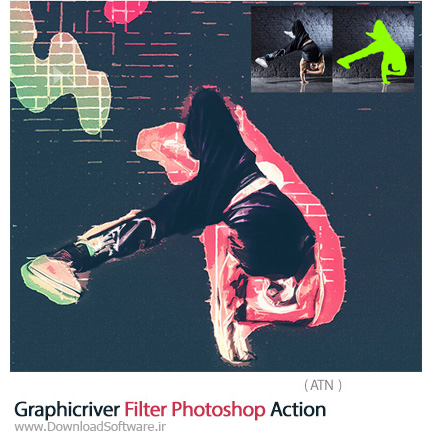 Graphicriver-Filter-Photoshop-Action