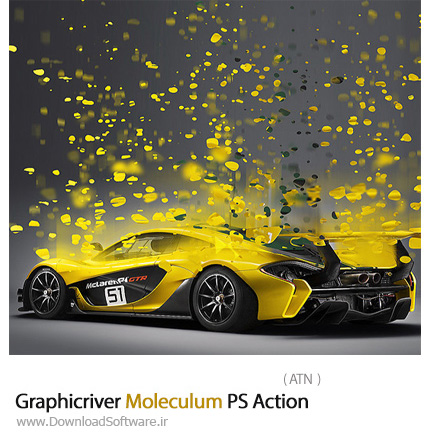 Graphicriver-Moleculum-PS-Action