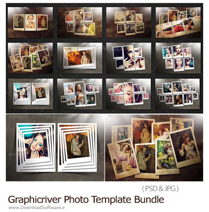 Graphicriver-Photo-Template-Bundle