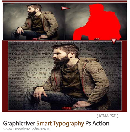 Graphicriver-Smart-Typography-Ps-Action