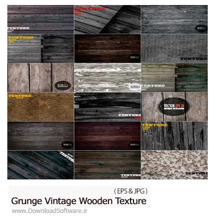 Grunge-Retro-Vintage-Wooden-Texture-Background-Vector