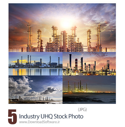 Industry-UHQ-Stock-Photo