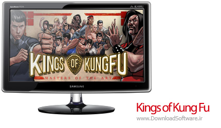Kings-of-Kung-Fu cover game