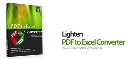 Lighten-PDF-to-Excel-Converter