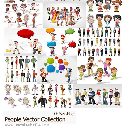 People-Vector-Collection