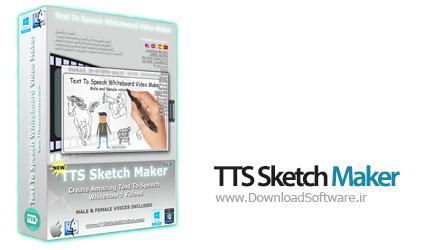 TTS-Sketch-Maker